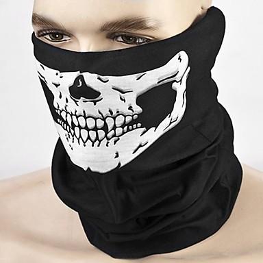olcso Bukósisakok & maszkok-ziqiao motorkerékpár koponya arc maszk kültéri sport kerékpáros motoros motorkerékpár maszk