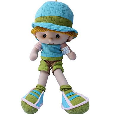 olcso babák-Plüss baba / Lány Doll Cuki / Gyermekeknek / Puha Retró / pár cipő / Divat Lány Ajándék