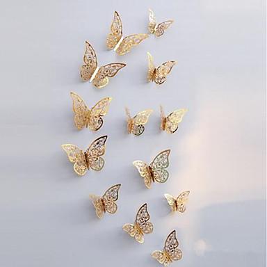 حيوانات ملصقات الحائط لواصق لواصق حائط مزخرفة, ورقة تصميم ديكور المنزل جدار مائي جدار ثلاجة