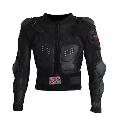 olcso Védőfelszerelés-motorkerékpár verseny páncél védő motocross terepjáró mellkasi testpáncél védő kabát mellény ruházat védőfelszerelés
