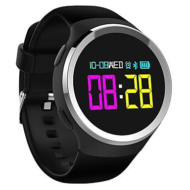 رخيصةأون ساعات ذكية-N69 إلى Android 4.4 أصفر فاتح / رمادي داكن / بلوتوث مبنية / أب التحكم المقتفي النبض / عداد الخطى / تذكرة بالاتصال / متتبع النشاط / متتبع النوم / تذكير المستقرة / ساعة منبهة / NRF52832 / 250-300