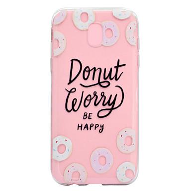 carcasa samsung j7 2017 donuts