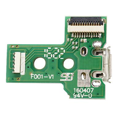 olcso PS4 cserealkatrészek-11 Játékvezérlő cserealkatrészek Kompatibilitás Sony PS4 ,  Játékvezérlő cserealkatrészek Fém 1 pcs egység