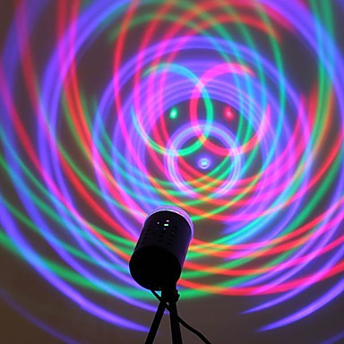 olcso Mini lézer projektorok-Színpadi LED fények LED AC , 110-220 V - LT