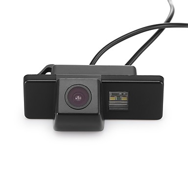 Недорогие Камеры заднего вида для авто-ZIQIAO 170° Камера заднего вида Водонепроницаемый / Ночное видение для Автомобиль