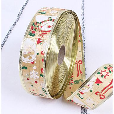 joulu 2018 loma Loma koristeet Joulu Joulukoristeet Kulta / Punainen 1kpl 6434404  joulu 2018 loma