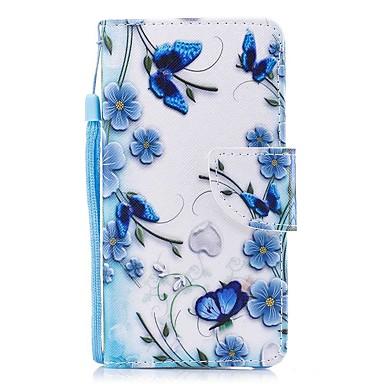 Case Xiaomi Redmi Note 4X / Redmi Note 4 Wallet / Card Holder / Stand Full Body Cases Butterfly Hard PU Leather Xiaomi Redmi Note 4X / Xiaomi Redmi Note 4 / Xiaomi Redmi 4X