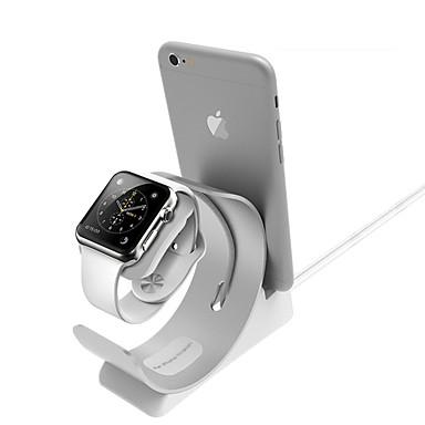 Недорогие Крепления и держатели для Apple Watch-Apple Watch Всё в одном Алюминий Стол