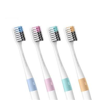 olcso Fogápolás-xiaomi doctorb mélytisztító fogkefe - 4db - fehér xiaomi ökológiai lánc termék