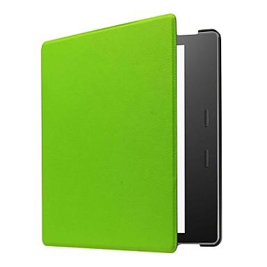 povoljno Kindle Oasis-Θήκη Za Amazon Kindle Oasis 2(2nd Generation, 2017 Release) Korice Jednobojni Tvrdo PU koža