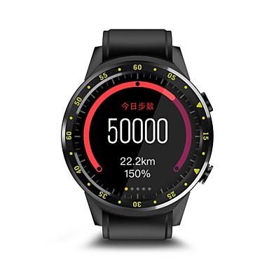 رخيصةأون ساعات ذكية-ADW-F1 إلى ندرويد0.4 / iOS / Android رصد معدل ضربات القلب / GPS / كاميرا / كومباس / أب التحكم المشي / عداد الخطى / تذكرة بالاتصال / متتبع النشاط / متتبع النوم / تذكير المستقرة / أجد هاتفي / 64MB