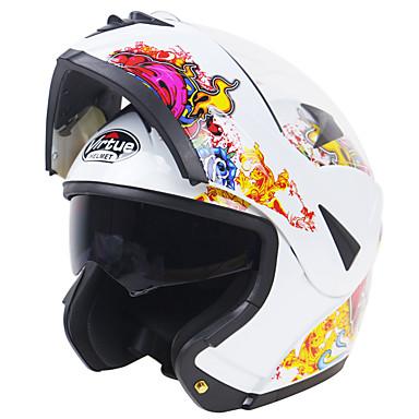 وجه مفتوح بالغين للجنسين دراجة نارية خوذة ثبات / متعددة الوظائف / حماية UV