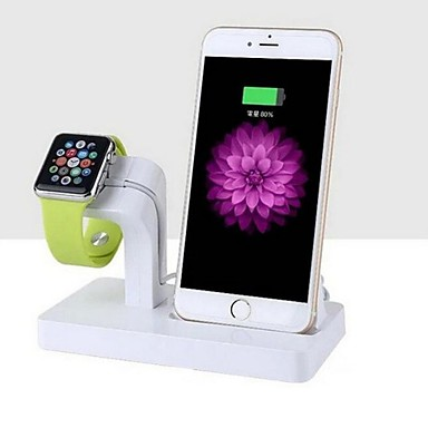 cheap Apple Watch Mounts & Holders-Apple Watch Stand with Adapter ABS Desk