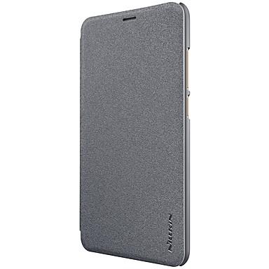 رخيصةأون Xiaomi أغطية / كفرات-غطاء من أجل Xiaomi Redmi Note 5A / Xiaomi Redmi Note 4X / Redmi 5A قلب / مثلج غطاء خلفي لون سادة قاسي جلد PU