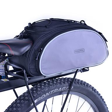Rosewheel 13 L Bike Rack Bag Waterproof Reflective Water Bottle Pocket Polyester Bicycle Cycle Cycling 414130 2018 19 99