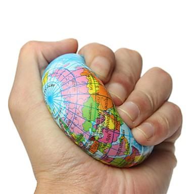 LT.Squishies كرات نطاطة ألعاب الضغط كرة الاطفال الفوم 1 pcs موضة للجنسين للصبيان للفتيات ألعاب هدية
