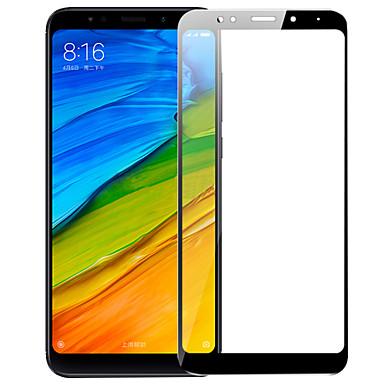 Недорогие Защитные плёнки для экранов Xiaomi-XIAOMIScreen ProtectorXiaomi Redmi 5 Plus HD Защитная пленка на всё устройство 1 ед. Закаленное стекло