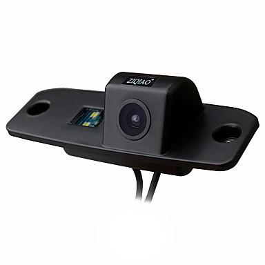 Недорогие Камеры заднего вида для авто-Задняя панель заднего вида для автомобиля ziqiao для hyundai elantra / sonata / accentt / tucson / terracan / kia carens / opirus / sorento