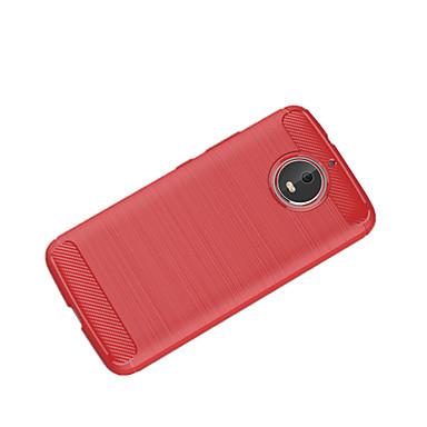 Недорогие Чехлы и кейсы для Motorola-Кейс для Назначение Motorola Moto Z2 play / Мото Z / Moto Z Force Ультратонкий Кейс на заднюю панель Однотонный Мягкий ТПУ / Мото G5 Plus / Мото G4 Plus