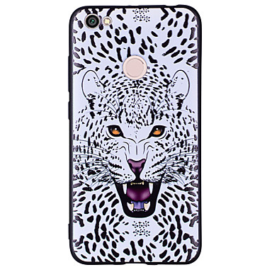 Case Xiaomi Xiaomi Redmi Note 5A / Xiaomi Redmi Note 4X / Xiaomi Redmi Note 4 Pattern Back Cover Leopard Print / Animal Soft Silicone / Xiaomi Redmi 4A