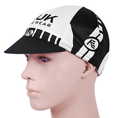 9dbfd7aa Nuckily Cycling Cap / Bike Cap Cap Polka Dot Stripes Windproof Sunscreen  Breathable Quick Dry Ultraviolet Resistant Bike / Cycling Black Polyester  Winter ...