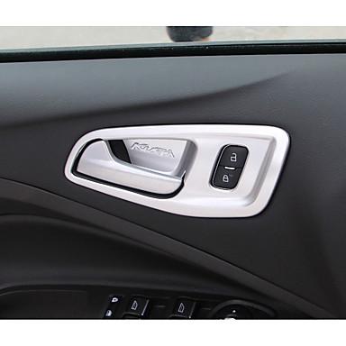 Недорогие Приборы для проекции на лобовое стекло-автомобильный Внутренняя дверная чаша Всё для оформления интерьера авто Назначение Ford 2013 / 2014 / 2015 Kuga