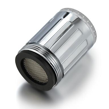 LED Faucet Light Water Sensor Plastic