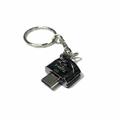 olcso Memóriakártyák-Apacer MicroSD/MicroSDHC/MicroSDXC/TF USB 2.0 C típusú Kártyaolvasó Szilárdtest meghajtó
