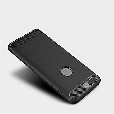 povoljno Maske za mobitele-Θήκη Za OnePlus One Plus 5 / OnePlus 5T / One Plus 3T Mutno Stražnja maska Jednobojni Mekano TPU