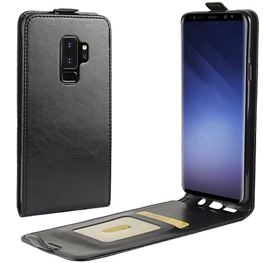 Kılıf Na Samsung Galaxy Etui na karty / Flip Solidne kolory Twardość