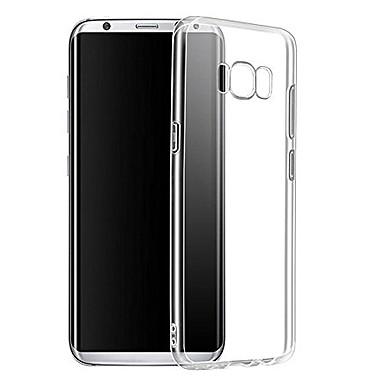 Θήκη Za Samsung Galaxy S9 / S9 Plus / S8 Plus Prozirno Stražnja maska Jednobojni Mekano TPU