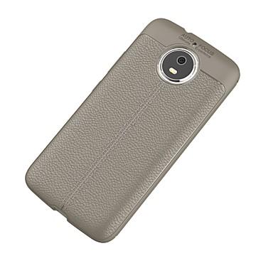 Недорогие Чехлы и кейсы для Motorola-Кейс для Назначение Motorola Moto G5s Plus / Moto G5s / Мото G5 Plus Ультратонкий Кейс на заднюю панель Однотонный Мягкий ТПУ / Мото G4 Plus