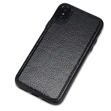 coque iphone x poussière