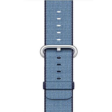 voordelige Smartwatch-accessoires-Horlogeband voor Apple Watch Series 4/3/2/1 Apple Sportband Nylon Polsband