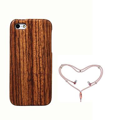 coque bambou iphone 5