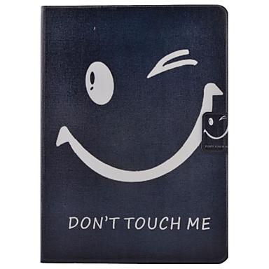 hoesje Voor Samsung Galaxy Tab 3 10.1 Kaarthouder / met standaard / Flip Volledig hoesje Woord / tekst Hard PU-nahka