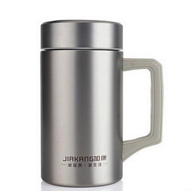 رخيصةأون كأس الحمر-DRINKWARE كأس فراغ روز جولد الاحتفاظ بالحرارة المكتب \ الوظيفة / عمل