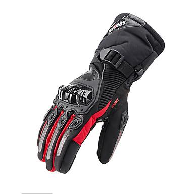 rukavice za motocikle zimske rukavice na dodir zaslon osjetljiv na dodir rukavice zimski topla otpornost na vjetar za motocikle biciklizam skateboard