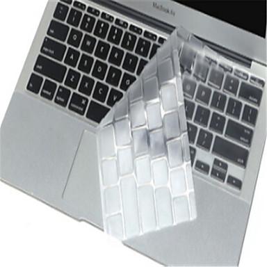 olcso Táblagép kijelzővédők-Képernyővédő fólia mert Macbook PET / TPU 1 db Képernyővédő fólia High Definition (HD) / Karcolásvédő