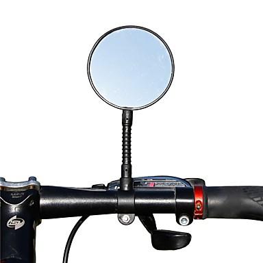 olcso Csengők, tükrök és zárak-Visszapillantó tükör Handlerbar kerékpáros tükör Könnyű anyagok Stabilitás Kerékpározás motorbicikli Bike Műanyagok Fekete Treking bicikli Mountain bike