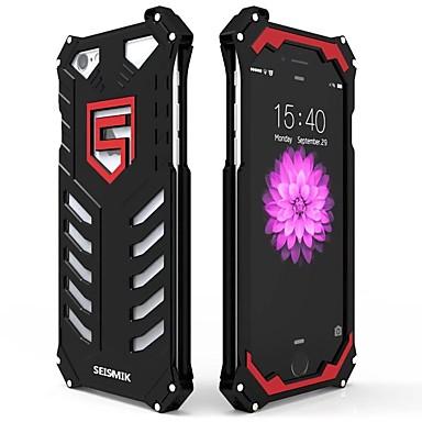 economico Custodie per iPhone 6-Custodia Per Apple iPhone X / iPhone 8 Plus / iPhone 8 Resistente agli urti Per retro Armatura Resistente Metallo