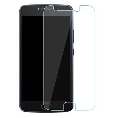 olcso Motorola képernyővédők-MotorolaScreen ProtectorMoto E4 Plus 9H erősség Kijelzővédő fólia 1 db Edzett üveg