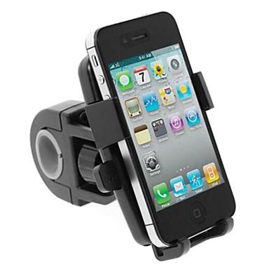 Montare Telefon Bicicletă GPS zbor de 360 grade Παγκόσμιο pentru Bicicletă șosea Bicicletă montană BMX inox Sintetic ABS iPhone X iPhone XS iPhone XR Ciclism Negru