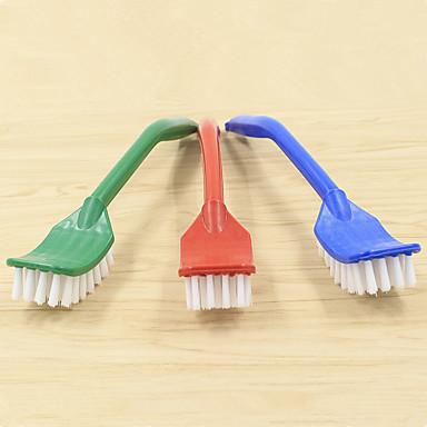 مطبخ معدات تنظيف بلاستيك قطع و فراشي التنظيف مخزن 1PC