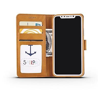 credito pelle Plus Integrale A Custodia portafoglio iPhone