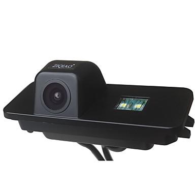 Недорогие Камеры заднего вида для авто-ZIQIAO CCD Проводное 170° Камера заднего вида Водонепроницаемый для Автомобиль