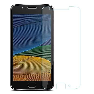 olcso Motorola képernyővédők-MotorolaScreen ProtectorMoto G5 9H erősség Kijelzővédő fólia 1 db Edzett üveg