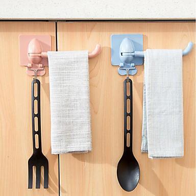 1set Scaffali e porta-oggetti Altri accessori Plastica Cucina ...