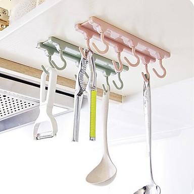 1set Portbagaje & suporturi Plastice Bucătărie Gadget creativ