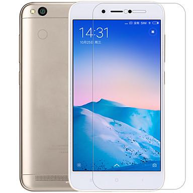 Недорогие Защитные плёнки для экранов Xiaomi-XIAOMIScreen ProtectorRedmi 5A HD Протектор объектива спереди и камеры 2 штs Закаленное стекло